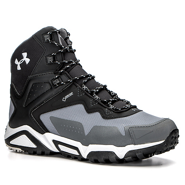 Under Armour Tabor Ridge Mid Hiking Boots, , 600