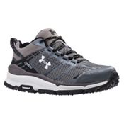 Under Armour Verge Low GTX Womens Shoes, Graphite-Black-White, medium