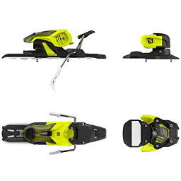 Salomon Warden 11 Ski Bindings 2017, Yellow-Black, 256
