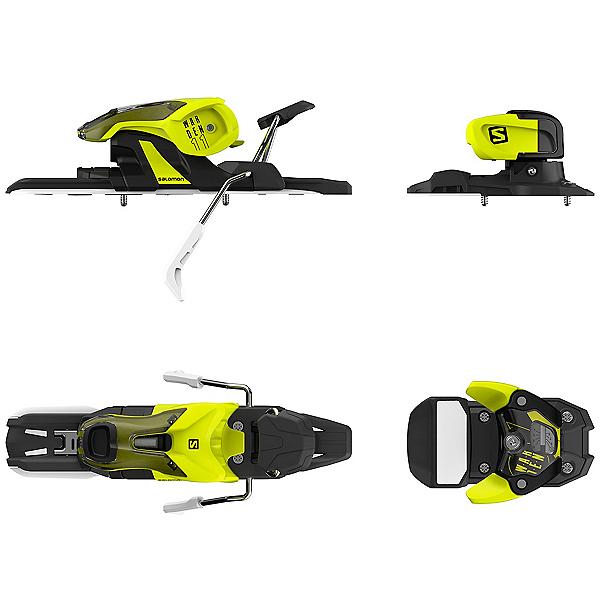 Salomon Warden 11 Ski Bindings 2017, Yellow-Black, 600