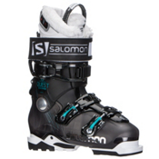 Salomon Quest Access Custom Heat W Womens Ski Boots 2017, Anthracite Translucent, medium