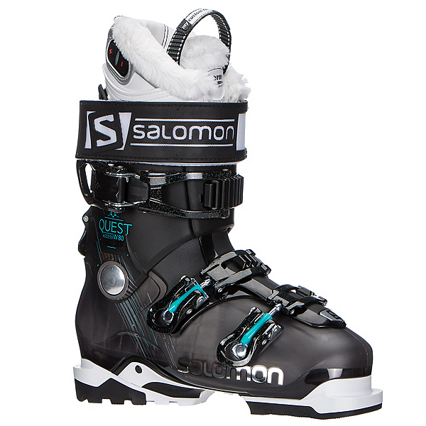 Salomon Quest Access Custom Heat W Womens Ski Boots, , 600