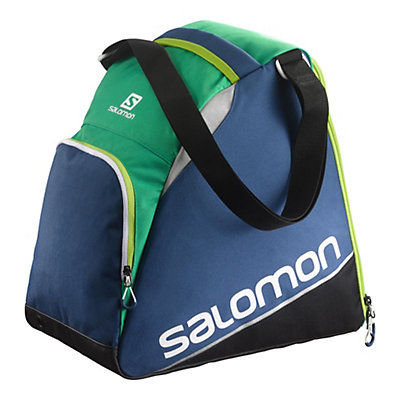 Salomon Extend Gearbag Ski Boot Bag 2017, Nightshade Grey-Teal Blue, viewer