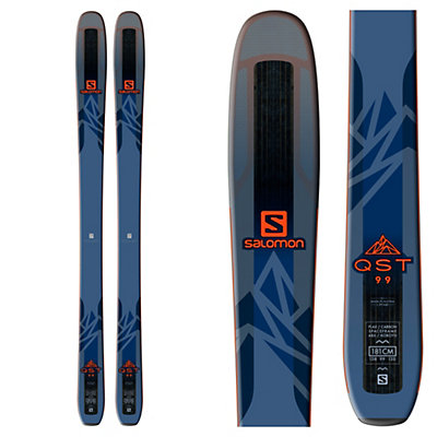Salomon QST 99 Skis 2017, , viewer
