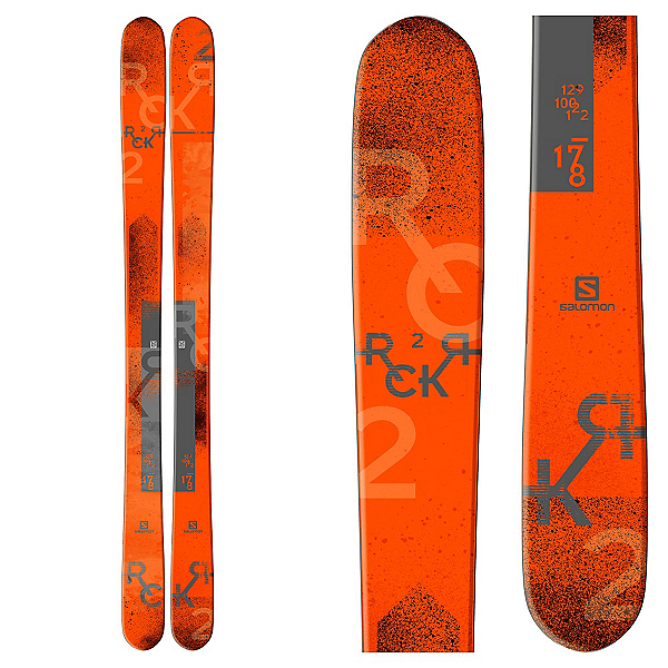 Salomon Rocker2 100 Skis, , 600