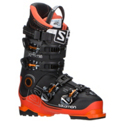 Salomon X-Pro 130 Ski Boots 2017, Black-Orange-Anthracite, medium