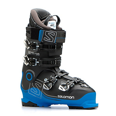 Salomon X-Pro 120 Ski Boots 2017, Black-Indigo Blue-Anthracite, viewer