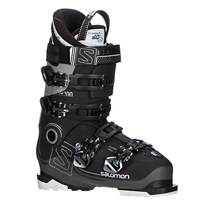 Salomon X-Pro 100 Ski Boots 2017, Black-Anthracite-Light Grey, viewer