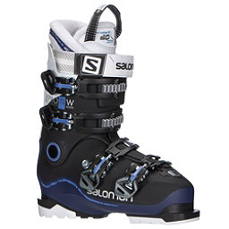 Salomon X-Pro 70 W Womens Ski Boots 2018, Black-Dark Purple-White, 256