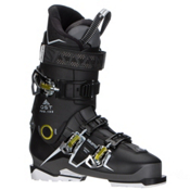 Salomon QST Pro 100 Ski Boots 2017, Black-Anthracite-Acide Green, medium