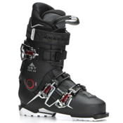 Salomon QST Pro 90 Ski Boots 2017, Black-Anthracite-Red, medium