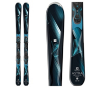 Salomon Astra Womens Skis with Lithium 10 Bindings 2017, , medium