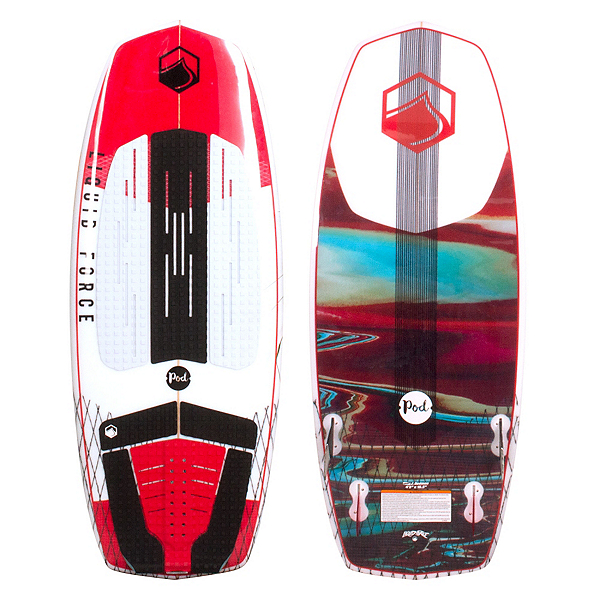 Liquid Force POD Wakesurfer 2017, 4ft3in, 600