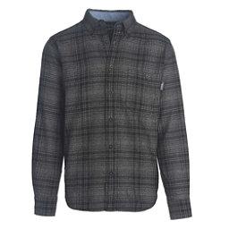 Woolrich Trout Run Flannel Flannel Shirt, Gray Hunt Plaid, 256