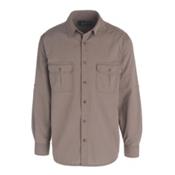 Woolrich Midway Solid Mens Shirt, Slate, medium