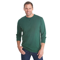 Woolrich First Forks Long Sleeve Mens T-Shirt, Botanical, 256