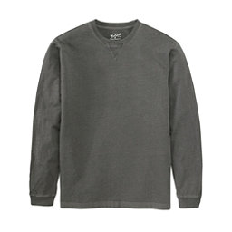 Woolrich First Forks Long Sleeve Mens T-Shirt, Slate, 256