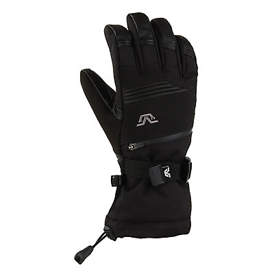 Gordini Maverick Kids Gloves, Black, viewer