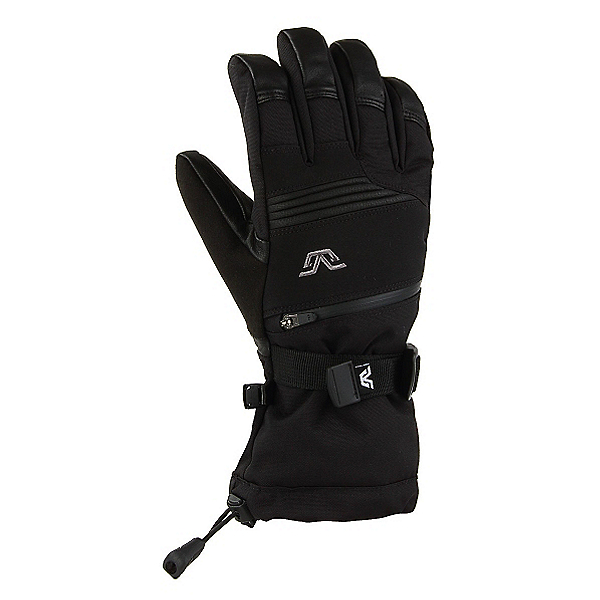 Gordini Maverick Kids Gloves, Black, 600