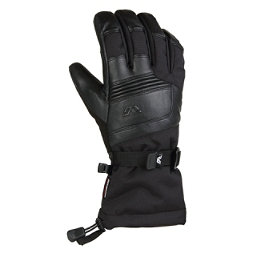 Gordini DT Gauntlet Gloves, Black, 256