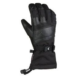Gordini DT Gauntlet Gloves, Black, 256