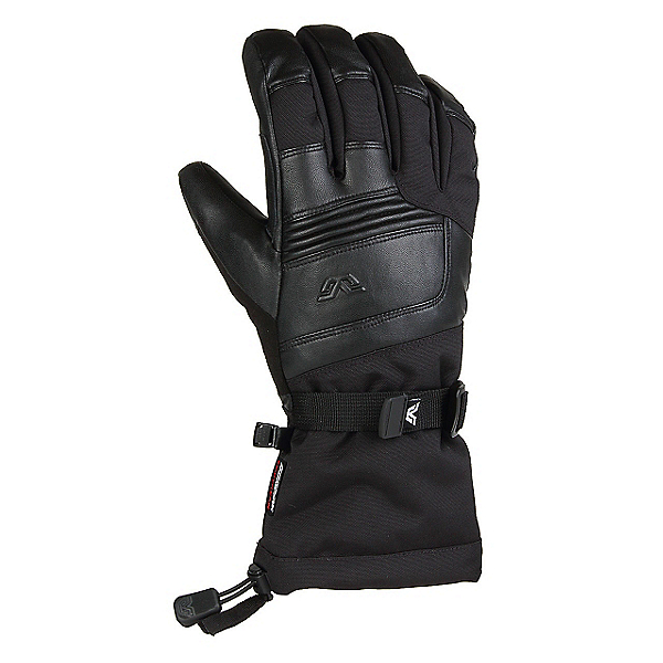 Gordini DT Gauntlet Gloves, Black, 600