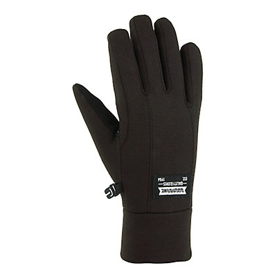Gordini Rebel Glove Liners, Black, viewer