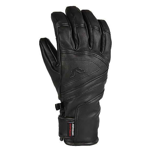 Gordini DT Leather Gloves, Black, 600