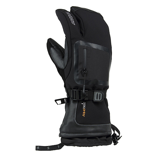 Gordini Fuse Three Finger Gloves, , 600