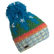 Turtle Fur Nepal Skye Womens Hat, Blue, medium
