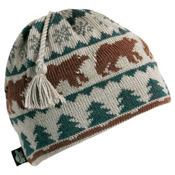 Turtle Fur Bearly Hat, Flax, medium