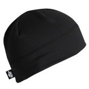 Turtle Fur Brain Shroud Kids Hat, Black, medium