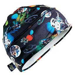 Turtle Fur Brain Shroud Kids Hat, Planetary Pinball, 256