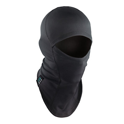 Turtle Fur Ninja Kids Balaclava, Black, viewer