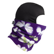 Turtle Fur Shellaclava Kids Balaclava, Violet Flutter, medium