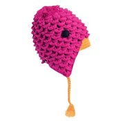 Turtle Fur Free Range Kids Hat, Fuchsia, medium
