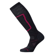 SmartWool PhD Ski Medium Womens Ski Socks, Charcoal, medium