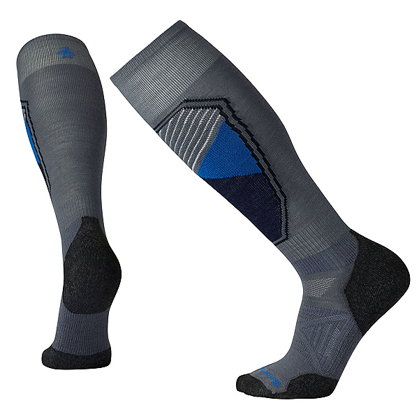 SmartWool PHD Light Pattern Mens Ski Socks, , 600