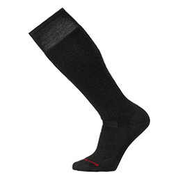 SmartWool Slopestyle Medium Snowboard Socks, Black, 256
