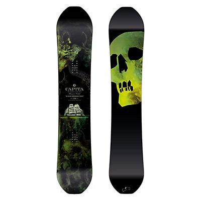 Capita Black Snowboard of Death Snowboard 2017, , viewer