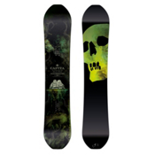 Capita Black Snowboard of Death Snowboard 2017, 162cm, medium