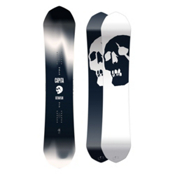 Capita Ultrafear Snowboard 2017, 153cm, medium