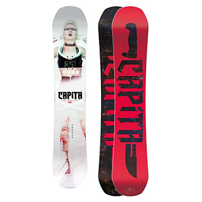 Capita Defenders of Awesome Snowboard 2017, 152cm, viewer