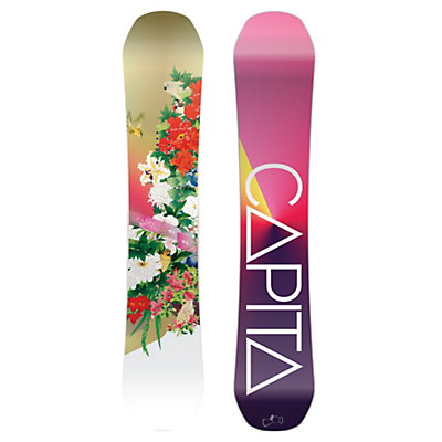 Capita Birds of a Feather Womens Snowboard 2017, 144cm, viewer