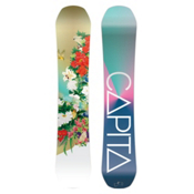 Capita Birds of a Feather Womens Snowboard 2017, 146cm, medium