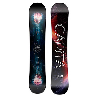 Capita Space Metal Fantasy Womens Snowboard 2017, , viewer