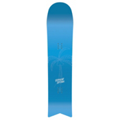 Capita Spring Break Slush Slash Snowboard 2017, 143cm, medium