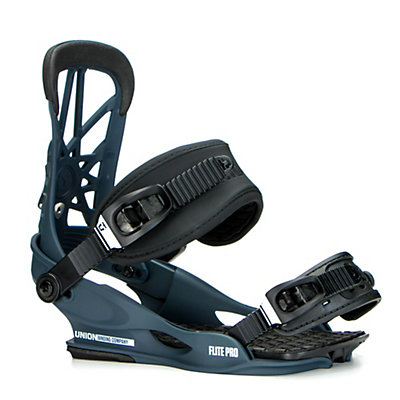 Union Flite Pro Snowboard Bindings 2017, Titanium, viewer