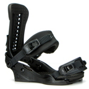 Union Force Snowboard Bindings 2017, Black, medium