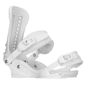 Union Force Snowboard Bindings 2017, White, medium